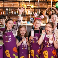 Enroll your child in the best Junior cooking class in Bucharest- CulinaryOn